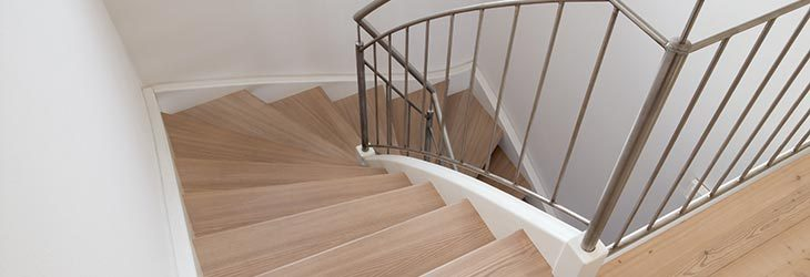 Zo gebruikt u PVC om uw trap te renoveren